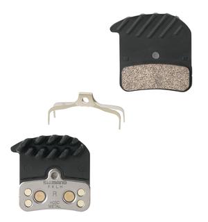 Shimano Brzdové destičky H03C schladičem kovové