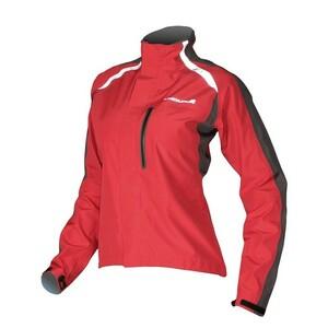 Endura bunda dámská FLYTE red