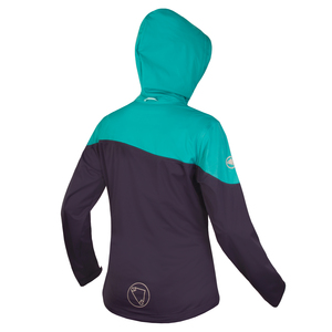 Endura bunda dámská SINGLETRACK SOFTSHELL navy