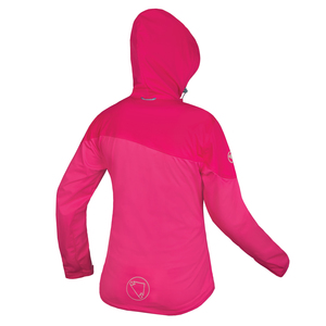 Endura bunda dámská SINGLETRACK SOFTSHELL raspberry