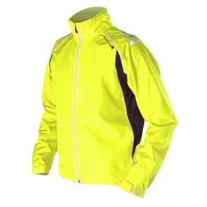 Endura bunda LASER II Waterproof Jacket hi-viz yellow