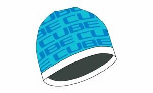 Cube čepice CUBE Beanie Logo LTD