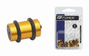 Force chrániče Al,lanka 1,5mm,zlaté