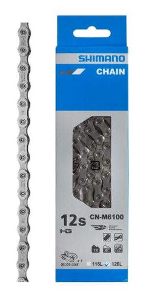 Shimano řetěz DEORE CN-M6100 s rychlospojkou