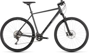 Cube crossové kolo CROSS SL iridium black