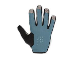 Cube rukavice Performance long finger, smoke blue