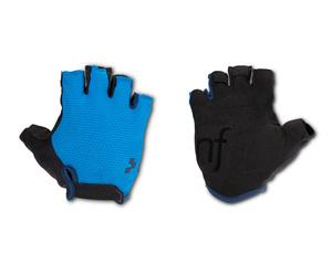 Cube rukavice X Natural Fit, blue´n´black