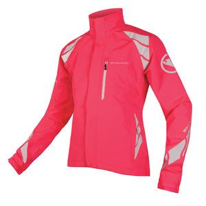 Endura dámská bunda LUMINITE DL svítivě růžová