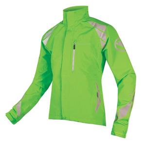 Endura dámská bunda LUMINITE DL svítivě zelená