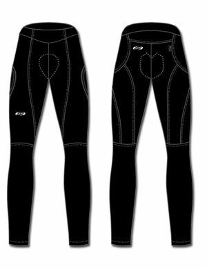 BBB dámské dlouhé kalhoty čapáky TIGHTSHIELD BBW-128