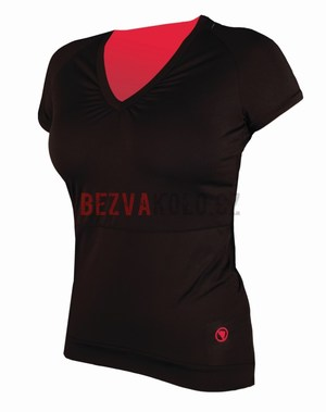 Endura Dámské tričko V SPORT black