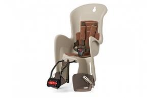 Polisport dětská sedačka BILBY zadní, krémovohnědá