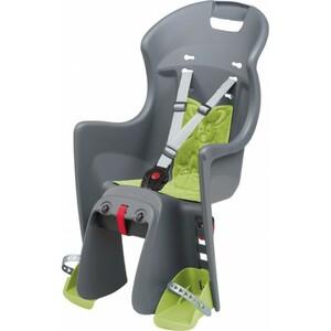 Polisport dětská sedačka BOODIE zadní, šedozelená
