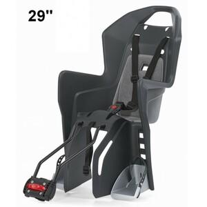 Polisport dětská sedačka KOOLAH 29 zadní, tmavě šedá