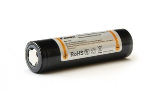 Fenix Dobíjecí baterie Fenix 18650 2600mAh (Li-Ion)