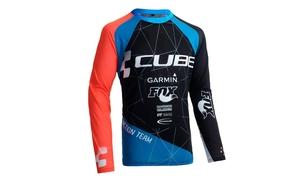 Cube dres ACTION kulatý výstřih s dlouhým rukávem TEAM