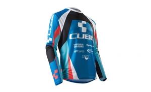 Cube dres Action Team Roundneck L/S dlouhý rukáv
