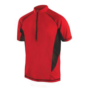 Endura dres CAIRN krátký rukáv Red