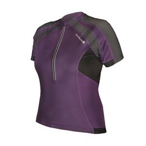 Endura Dres dámský HUMMVEE purple