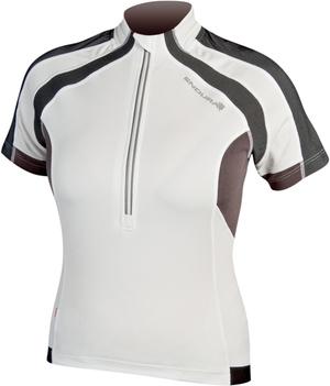 Endura dres dámský HUMMVEE white