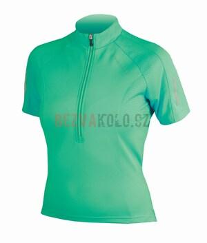 Endura Dres dámský XTRACT S/S Jersey green