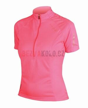 Endura Dres dámský XTRACT S/S Jersey pink