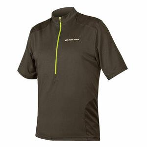 Endura dres HUMMVEE krátký rukáv khaki
