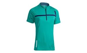 Cube dres MOTION LINE WLS mint krátký rukáv