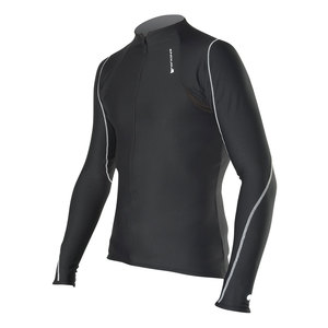 Endura dres pánský XTRACT® Zip Neck, black