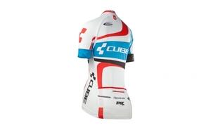Cube dres TEAMLINE WLS krátký rukáv