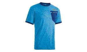 Cube dres TOUR FREE krátký rukáv blue