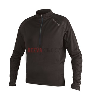 Endura dres XTRACT L/S jersey black
