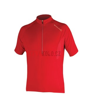 Endura dres XTRACT S/S jersey red