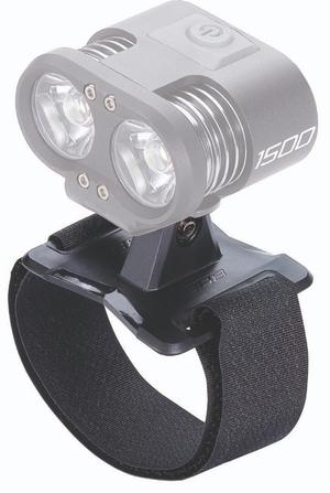 BBB držák světla HELMETMOUNT BLS-70
