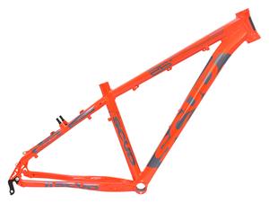 Scud rám 27,5 8SC červeno-šedý