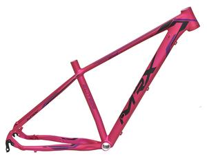 MRX rám 29 Elite X0 růžovo-černý