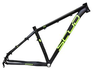Scud rám 29 9SC černo - fluo zelený