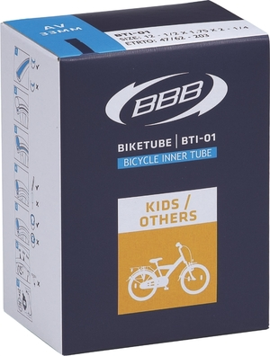 BBB duše BIKETUBE BTI-22 20x1 1/8 - 1 3/8