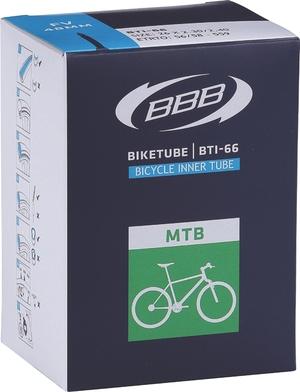 BBB duše BIKETUBE BTI-63 26x1.9/2.3 delší ventil