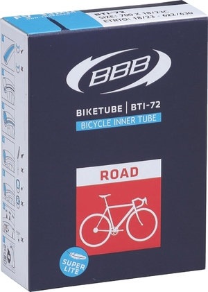 BBB duše BIKETUBE BTI-72 700x18/25C Superlite