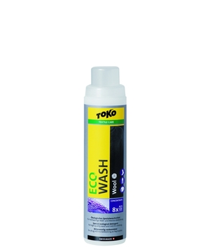 Toko ECO WOOL WASH 250ml Care Line prací prostředek na funkční materiály