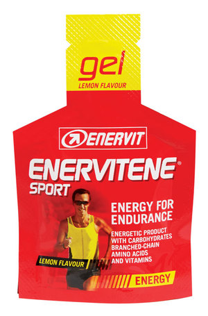 Enervit ENERVITENE SPORT citron gel 25ml