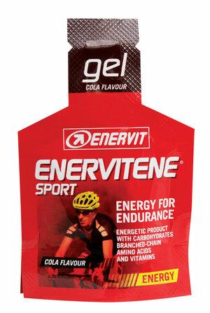 Enervit ENERVITENE SPORT cola gel 25ml