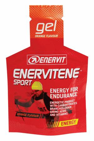 Enervit ENERVITENE SPORT pomeranč gel 25ml