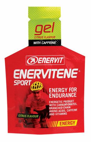 Enervit ENERVITENE SPORTcitron+kofein gel 25ml