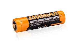 Fenix dobíjecí baterie Fenix 18650 3500 mAh (Li-Ion)
