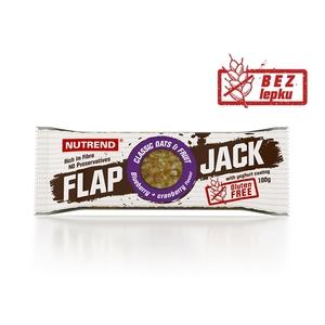 Nutrend tyčinka FLAPJACK