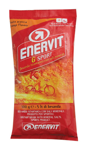 Enervit G nápoj 300g pomeranč