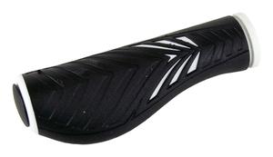 MRX gripy MRX 1133 AD2 ergon.černo-bílý 125mm