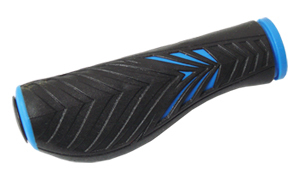MRX gripy MRX 1133 AD2 ergon.černo-modrý 125mm